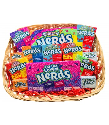 For The Nerds Candy Hamper Gift Hampers