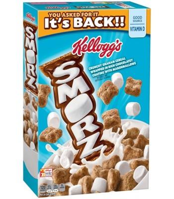 Kellogg's Smorz Cereal 10.2oz (289g) Breakfast & Cereals Kellogg's