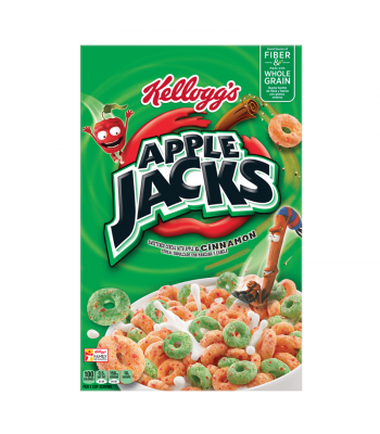 Clearance Special - Apple jacks 12.2oz ** February 2018 ** Damaged **  Clearance Zone