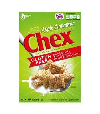 Apple Cinnamon Chex Cereal 12.4oz (351g) Breakfast & Cereals Chex