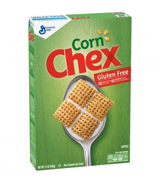 General Mills Corn Chex Breakfast Cereal - 12fl.oz (340g)  Food and Groceries General Mills
