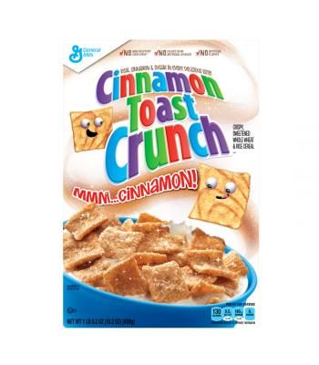 Cinnamon Toast Crunch Cereal 459g