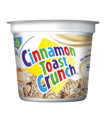 Cinnamon Toast Crunch Cup 56g Breakfast & Cereals General Mills