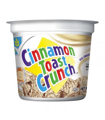 Cinnamon Toast Crunch Cup 56g Breakfast & Cereals General Mills