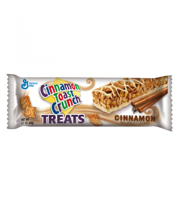 Clearamce Special - Cinnamon Toast Crunch Treat Bar 60g ** January 2017 ** Clearance Zone