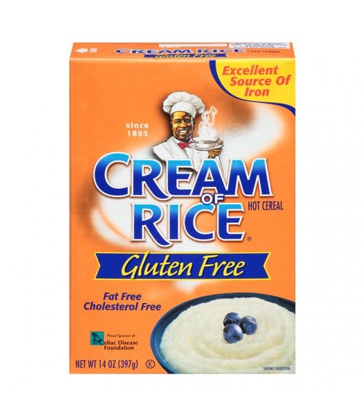 Cream of Rice Hot Cereal - 14oz (397g) Food and Groceries