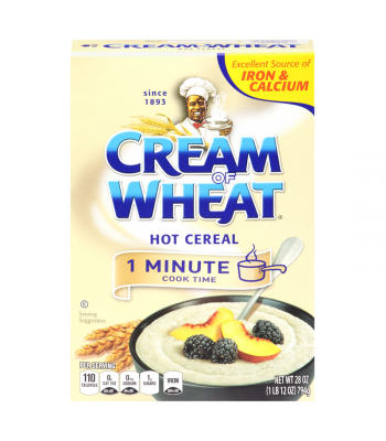 Cream of Wheat Hot Cereal - Instant - 28oz (794g) Food and Groceries