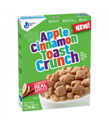 General Mills Apple Cinnamon Toast Crunch Cereal 11.1oz (314g) Food and Groceries General Mills
