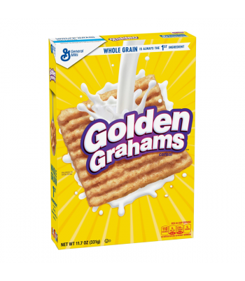 General Mills Golden Grahams Cereal - 11.7oz (331g) Food and Groceries General Mills