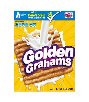 Golden Grahams 340g  Breakfast & Cereals General Mills