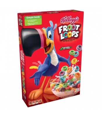 Kellogg's Froot Loops - 10.1oz (286g) Food and Groceries Kellogg's