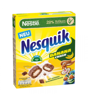 Nesquik Banana Crush Cereal - 150g (EU) Food and Groceries Nestle