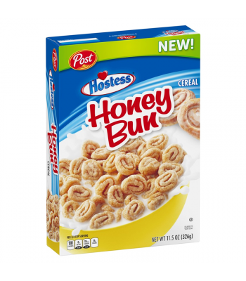Post Hostess Honey Bun Cereal - 11.5oz (326g) Food and Groceries Post