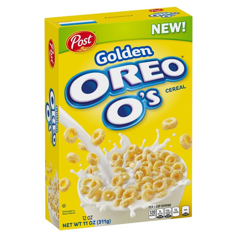 Post Golden Oreo O's