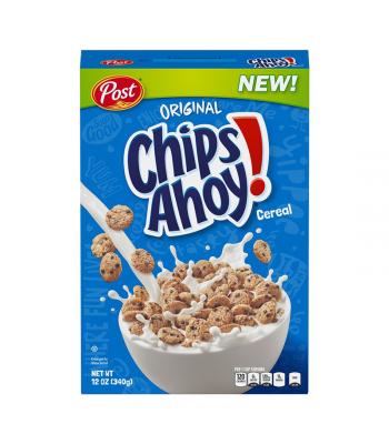 Post Chips Ahoy! Cereal 12oz (340g)