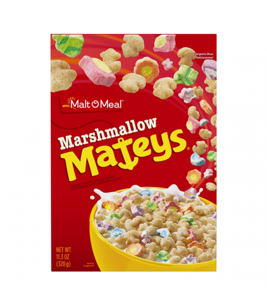 Malt-o-Meal Marshmallow Matey's 11.3oz (320g) Food and Groceries Post