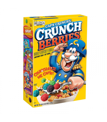 Clearance Special -  Berries Cereal - 18.7oz (530g) **Dated: 09 January 21** Clearance Zone