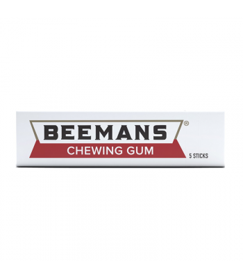Beeman's Chewing Gum 5 Piece Sweets and Candy