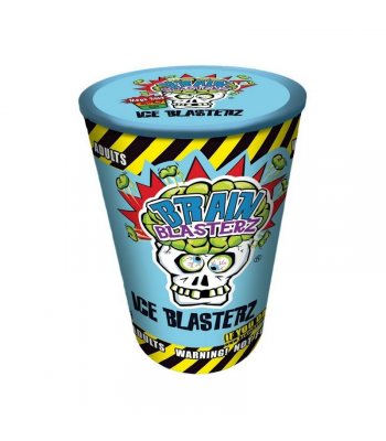Clearance Special - Brain Blasterz - Ice Blasterz Container - (48g) **Best Before: 31 October 20** Clearance Zone