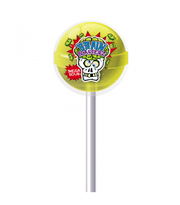 Clearance Special - Brain Blasterz Lollipop 20g ** Clearance Zone