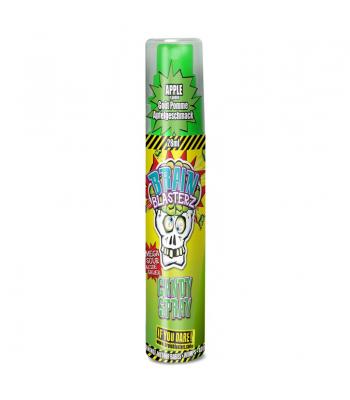 Brain Blasterz - Sour Spray Candy - Apple - SINGLE PACK