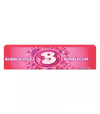 Bubblicious Original Bubble Gum 1.4oz (40g)