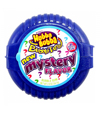 Hubba Bubba Mystery Bubble Tape 54g Bubble Gum Hubba Bubba
