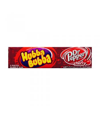 Hubba Bubba Max Dr Pepper Cherry 5 piece Bubblegum