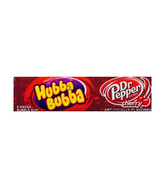 Hubba Bubba Dr Pepper Cherry 5 piece Bubblegum Bubble Gum Hubba Bubba