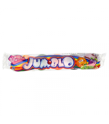 Rain-Blo Jum-Blo Big Gumballs - 2.5oz (70g) Sweets and Candy