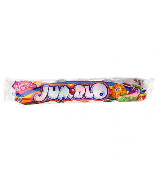 Rain-Blo Jum-Blo Big Gumballs - 2.5oz (70g) Sweets and Candy