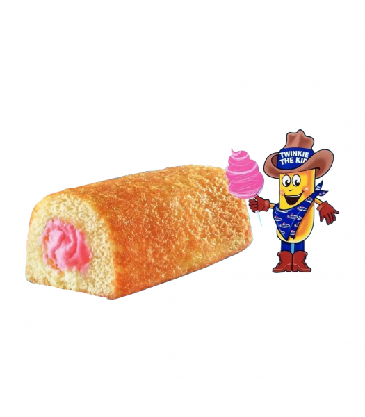 Hostess - Limited Edition Cotton Candy Twinkie - SINGLE