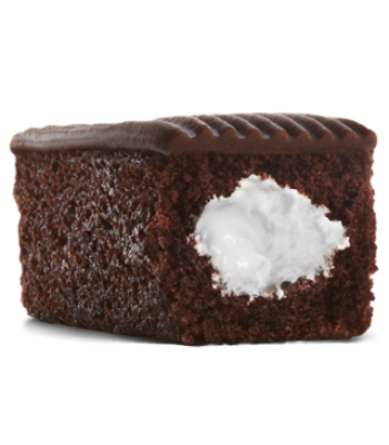Hostess Zinger Devil's Food Chocolate - SINGLE Cookies and Cakes Hostess