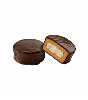 Hostess Caramel Ding Dong Cake - SINGLE Cookies and Cakes Hostess