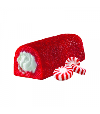 Hostess Holiday Peppermint Twinkie- SINGLE Cookies and Cakes Hostess