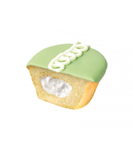 Hostess Limited Edition Key Lime Cupcake - SINGLE Cookies and Cakes Hostess