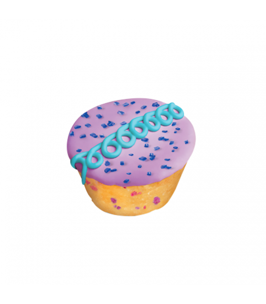 Hostess Limited Edition Mermaid CupCake - SINGLE Cookies and Cakes Hostess