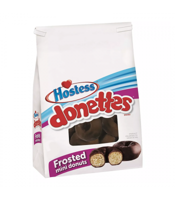 Hostess Frosted Mini Donettes 10.75oz (305g) Cookies and Cakes Hostess