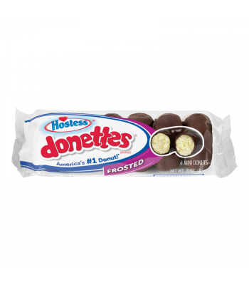 Hostess Frosted Donettes - 3oz (85g) Cookies and Cakes Hostess