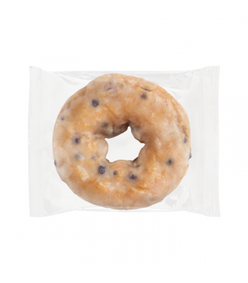 Hostess Glazed Blueberry Jumbo Donette - SINGLE Food and Groceries Hostess