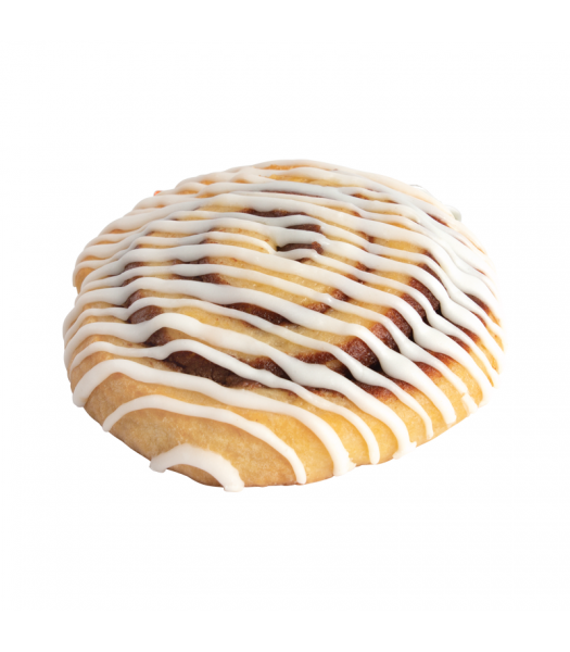 Hostess Iced Cinnamon Roll - SINGLE Cookies and Cakes Hostess