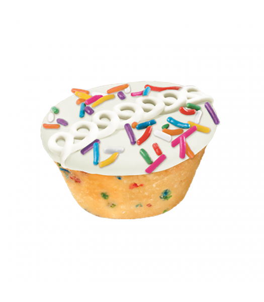 Hostess Limited Edition Birthday Cupcake - SINGLE Cookies and Cakes Hostess