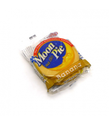 Clearance Special - Moon Pie Banana Double Decker 2.75oz (78g) (Best Before: 11 December 2016) Clearance Zone