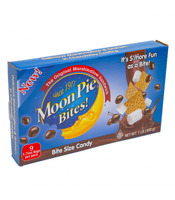Moon Pie Bites Theatre Box 3.1oz (88g)