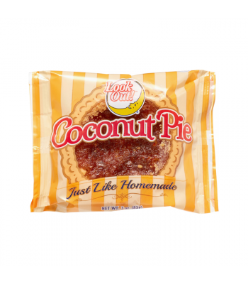 Look Out! Coconut Pie - 3oz (85g) Cookies and Cakes Moon Pie