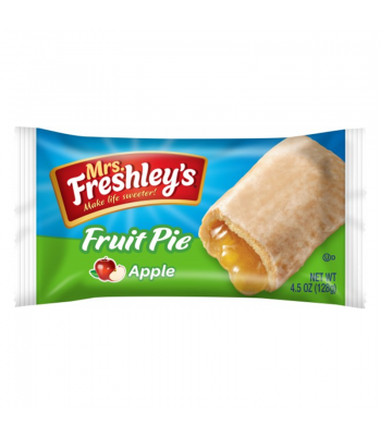 Mrs Freshley's Apple Pie 4.5oz (128g) Fruit Pies Mrs Freshley's