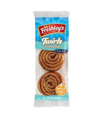 Mrs Freshley's - Cinnabon Cinnamon Twirls - 3oz (85g)