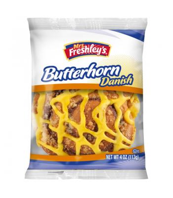 Mrs Freshley's - Butterhorn Danish