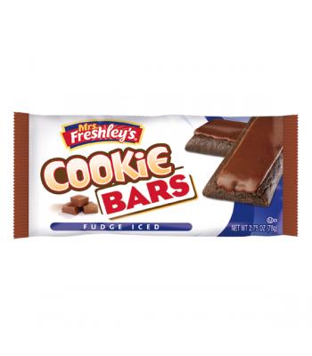 Mrs Freshley's Iced Fudge Cookie Bar 1.75oz (50g) Brownies & Bars Mrs Freshley's