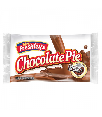 Mrs Freshley's Hershey Chocolate Creme Pie 4.5oz (128g) Fruit Pies Mrs Freshley's
